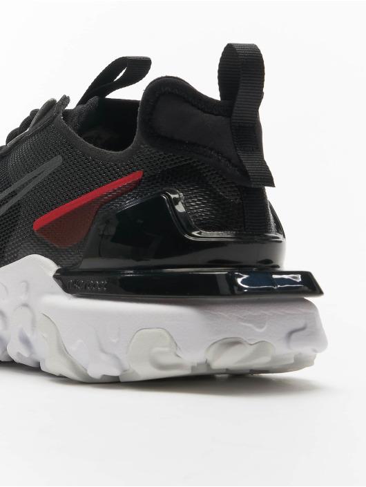 Nike Baskets React Vision 3M noir