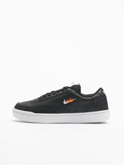 Nike Baskets Court Vintage PRM noir