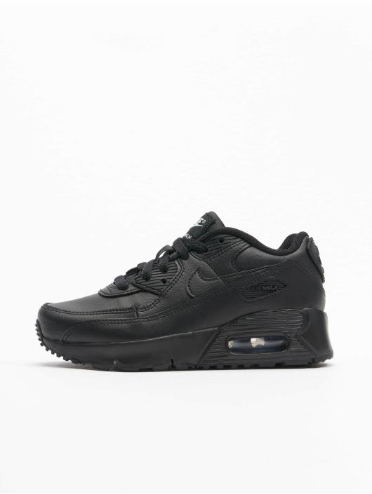 Nike Baskets Air Max 90 Ltr (PS) noir