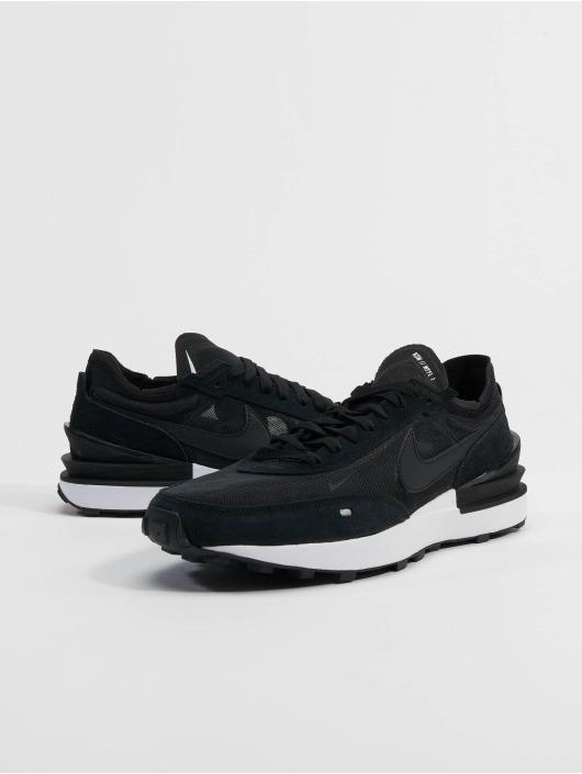 Nike Baskets Waffle One noir
