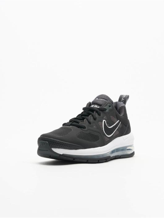 Nike Baskets Air Max Genome noir