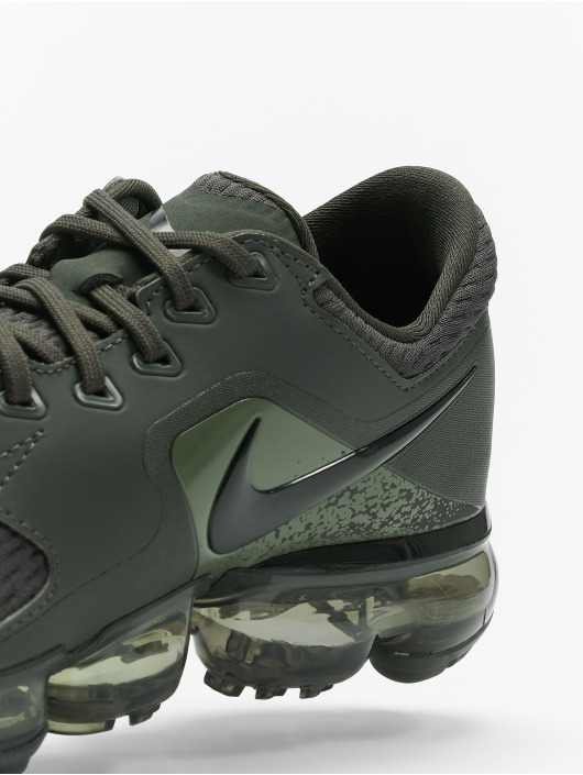 Nike Baskets Air Vapormax GS olive