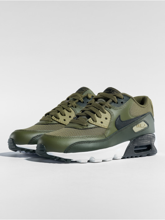 brand new 1c07c e3ade ... Nike Baskets Air Max 90 Mesh (GS) olive ...