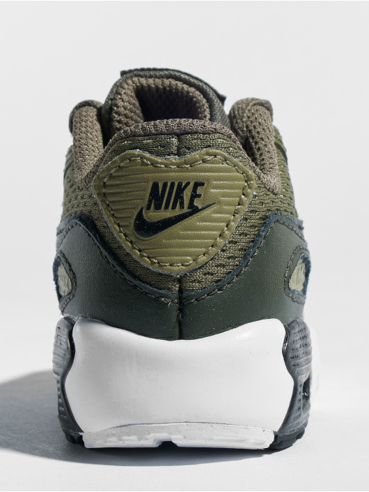 Nike Baskets Air Max 90 Mesh (TD) Toddler olive