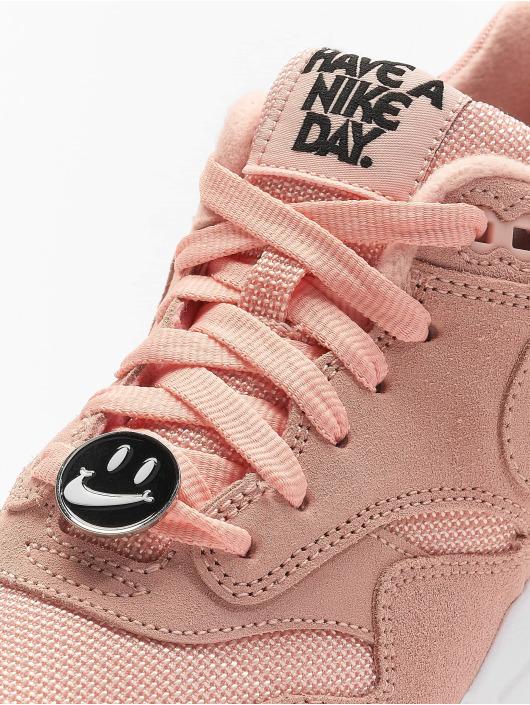 Nike Baskets Air Max 1 orange