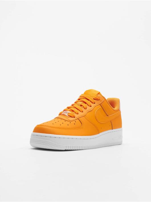 Nike Baskets Air Force 1 '07 Essential orange