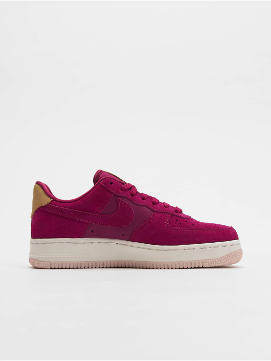 Nike Baskets Air Force 1 '07 Premium pourpre