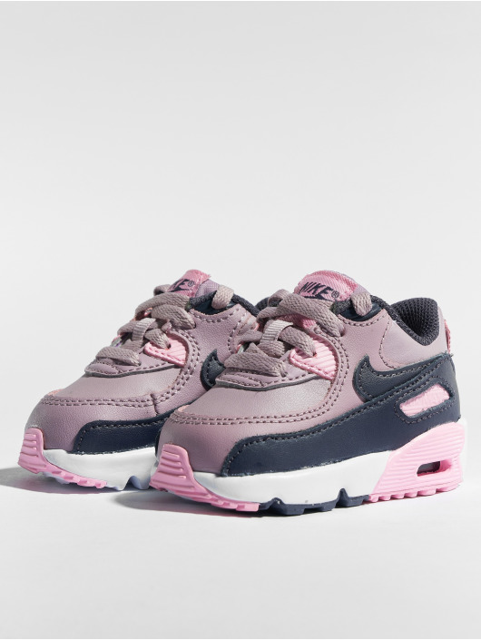 ... Nike Baskets Air Max 90 Leather rose ...