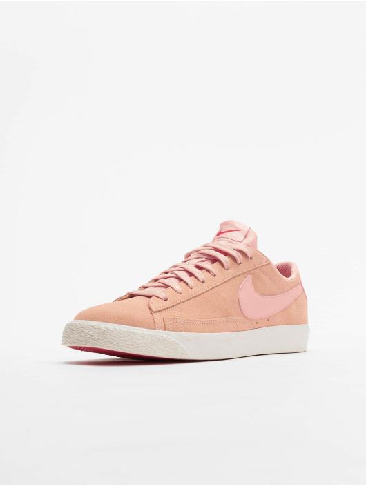 Nike Baskets Nike Blazer rose