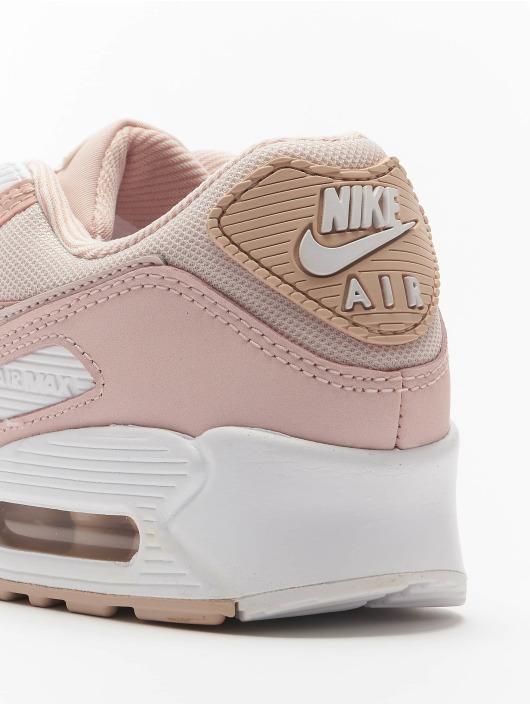 Nike Baskets W Air Max 90 rose