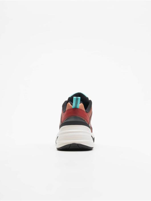 592168 Tekno Rouge M2k Nike Femme Baskets nm8vN0w