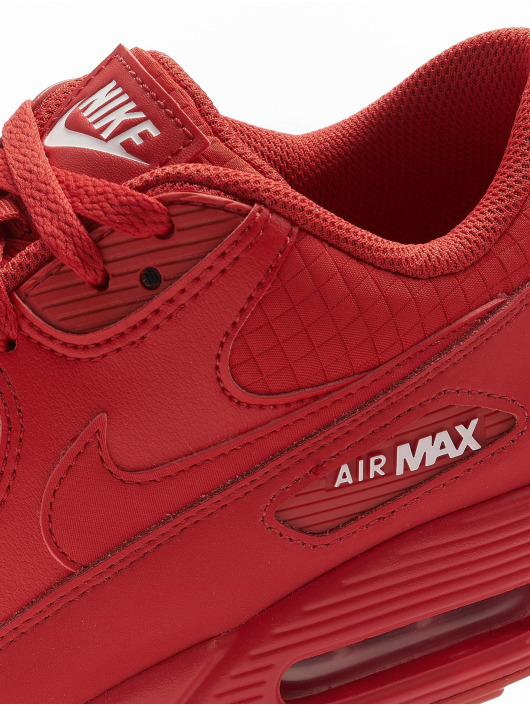 Nike Baskets Air Max 90 Essential rouge