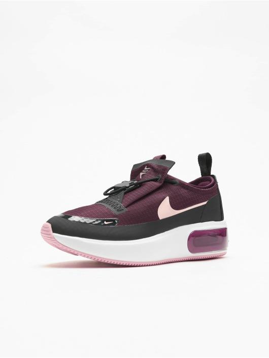 Nike Baskets Air Max Dia Winter rouge