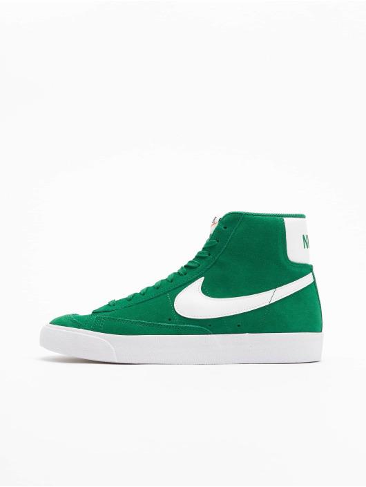 Nike Baskets Mid '77 Suede vert