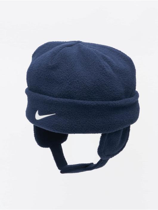 Nike Beanie Swoosh Baby Fleece Cap blau