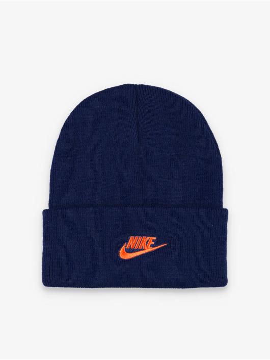 Nike Beanie Cuffed blauw
