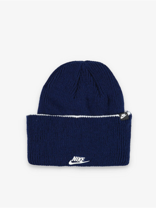 Nike Beanie Cuffed Beanie 3 In 1 blue