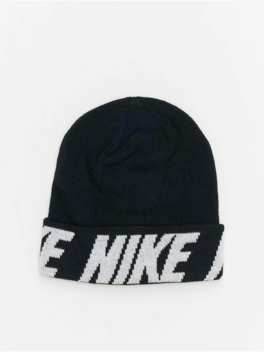 Nike Beanie Wordmark Coldweather nero