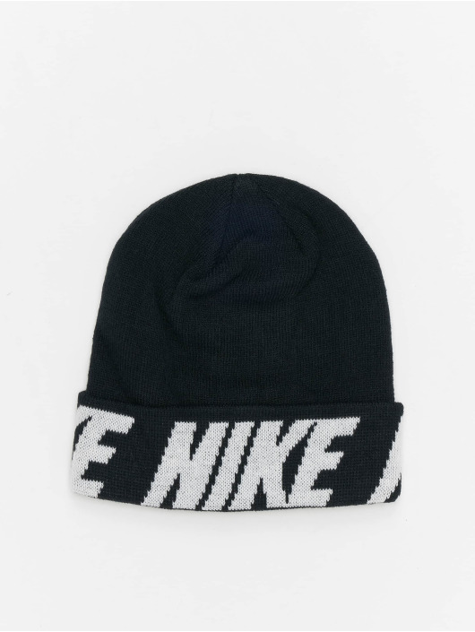 Nike Beanie Wordmark Coldweather svart