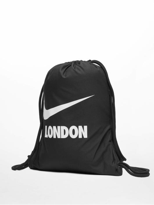 Nike Beutel Heritage City Swoosh svart