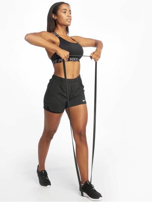 Nike Biustonosz sportowy Classic Pro czarny