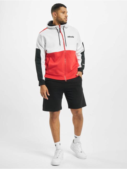 Nike Bluzy z kapturem Air bialy