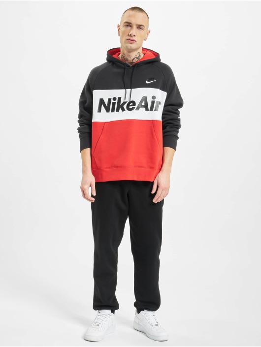 Nike Bluzy z kapturem Air Fleece czarny