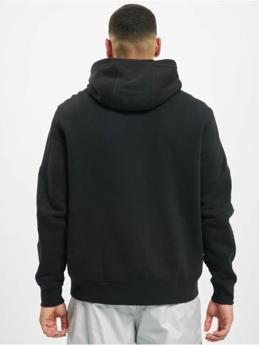 Nike Bluzy z kapturem Air Full Zip Fleece czarny