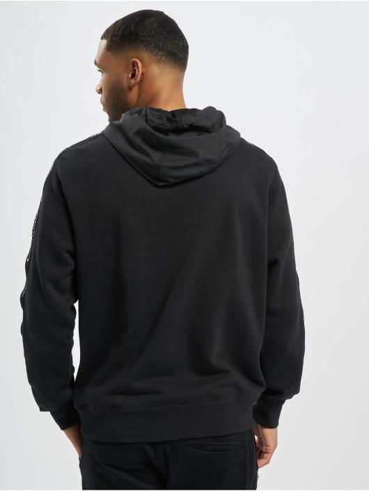 Nike Bluzy z kapturem M Nsw Ce Po Ft Snl czarny