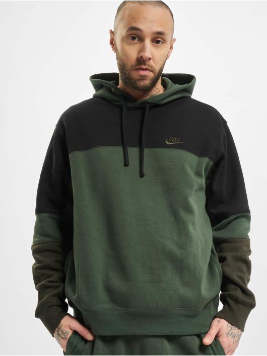 Nike Bluzy z kapturem M Nsw Po Bb Snl Cb czarny