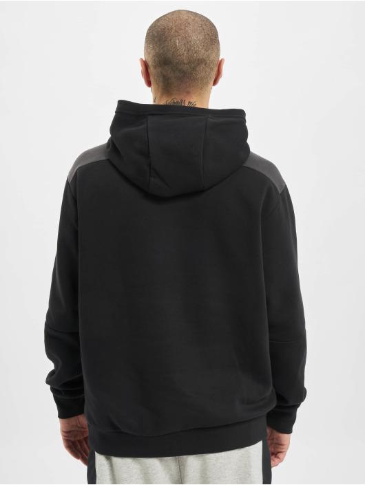 Nike Bluzy z kapturem M Nsw Air Po Flc czarny