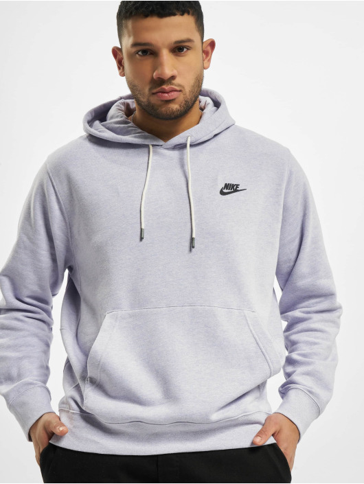Nike Bluzy z kapturem Nsw Po Sb Revival fioletowy