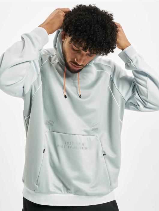 Nike Bluzy z kapturem DNA PK PO szary