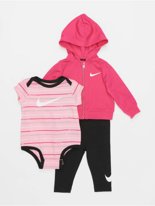 Nike Body Nkg Jdi Stripe 3 Pc čern