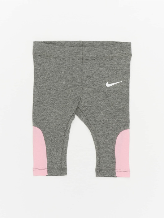 Nike Body Ls Love My Game šedá