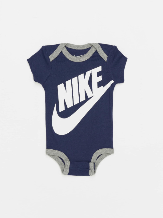 Nike Body Futura Logo azul