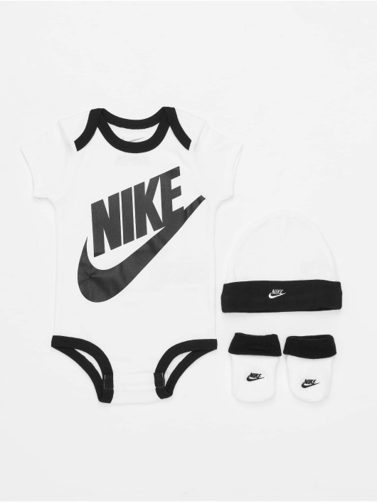 Nike Body Swoosh 3PC Boxed biela