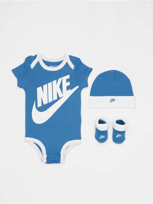 Nike Body Futura Logo blau