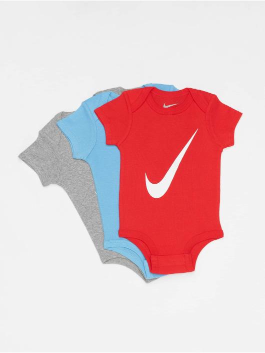 Nike Body Swoosh S/S czerwony