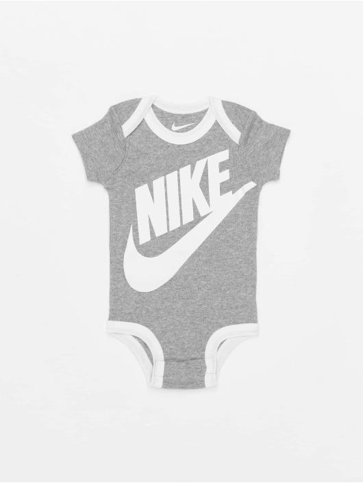 Nike Body Futura Logo Boxeed grau