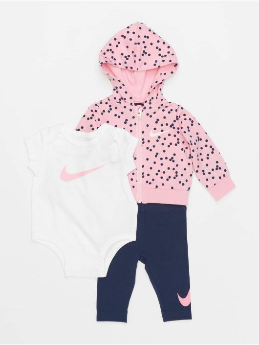 Nike Body Nkg Nike Girls 3 Pc modrý