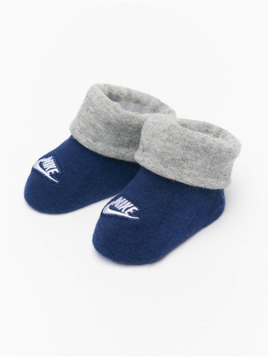 Nike Body Futura Logo modrý