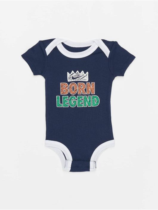 Nike Body Nhn Born Legend modrý