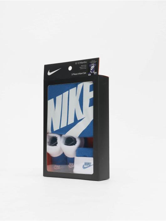 Nike Body Futura Logo niebieski
