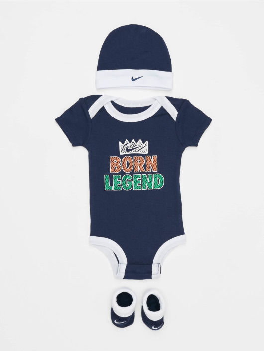 Nike Body Nhn Born Legend niebieski