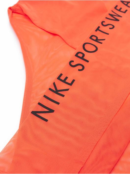 Nike Body Bodysuit oranžová