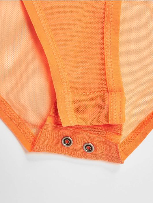 Nike Body Bodysuit oransje