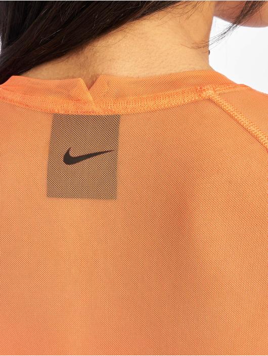 Nike Body Bodysuit pomaranczowy