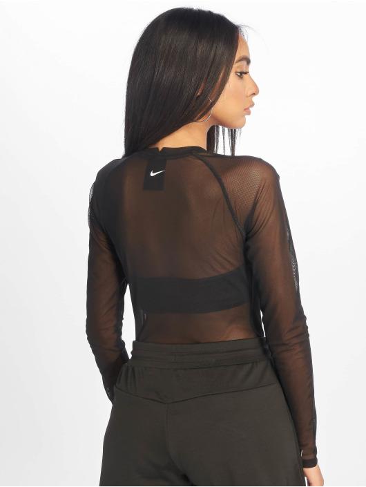 Nike Body Bodysuit Baselayer svart