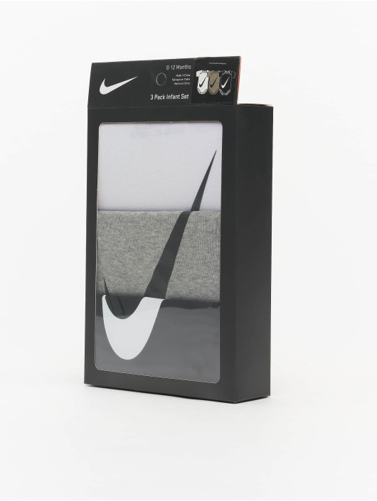 Nike Body Swoosh S/S wit